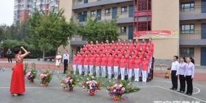 石家庄裕华求实中学举办庆国庆爱国歌曲展演