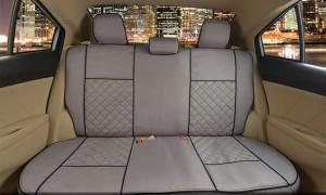 汽车坐垫座套--灰色