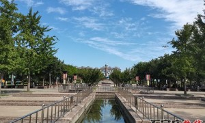 美丽的栾城人民公园